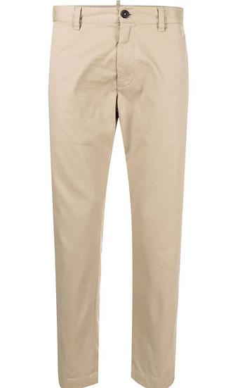 Dsquared2 - pantalones chino recto