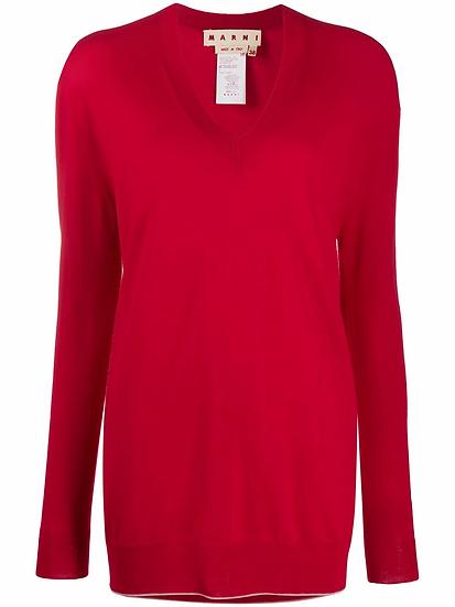 Marni - V-neck sweater