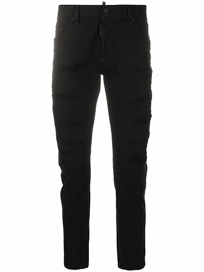 Dsquared2 - jeans efecto envejecido