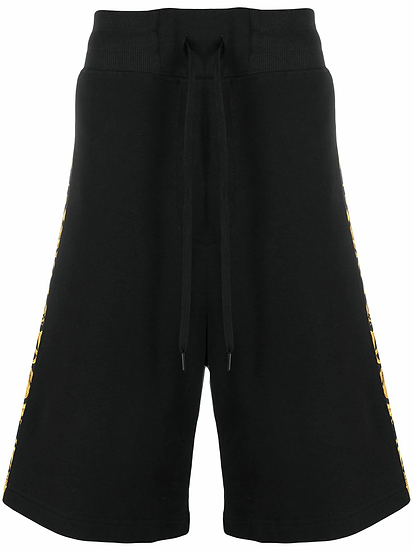 Versace Jeans  Couture - short estampado barroco