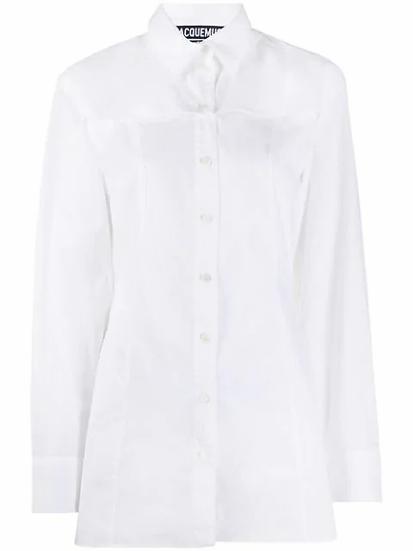Jacquemus - camisa manga larga
