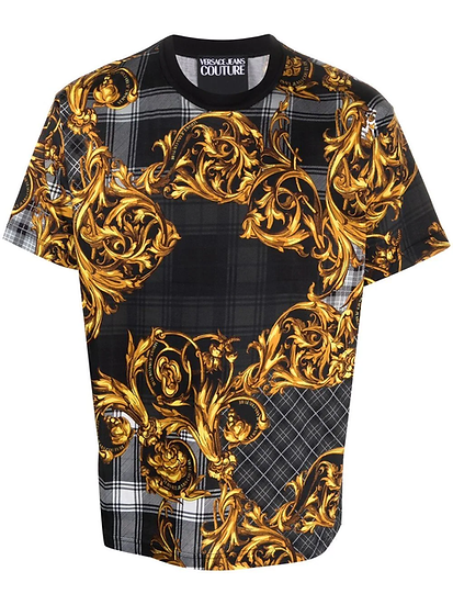 Versace Jeans Couture - printed t-shirt