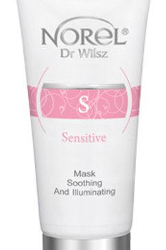 Sensitive Mask Soothing and Illuminating