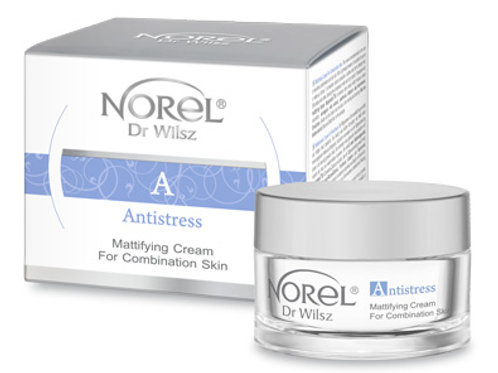Antistress Mattifying Cream