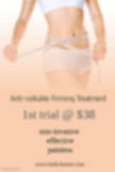 anti-cellulite firming treatment 1st tri