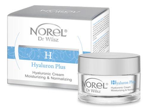 Hyaluronic Cream Moisturizing & Normalizing