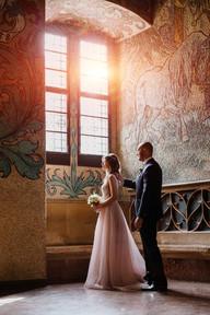 Brautpaarfotografie Lörrach, Brombach