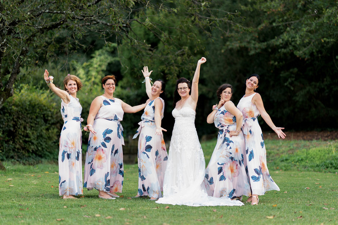 Hochzeits Fotografie Bormbach