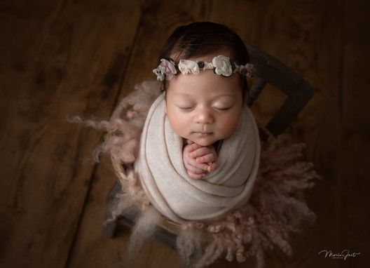 Neugeborenenfotos Lörrach