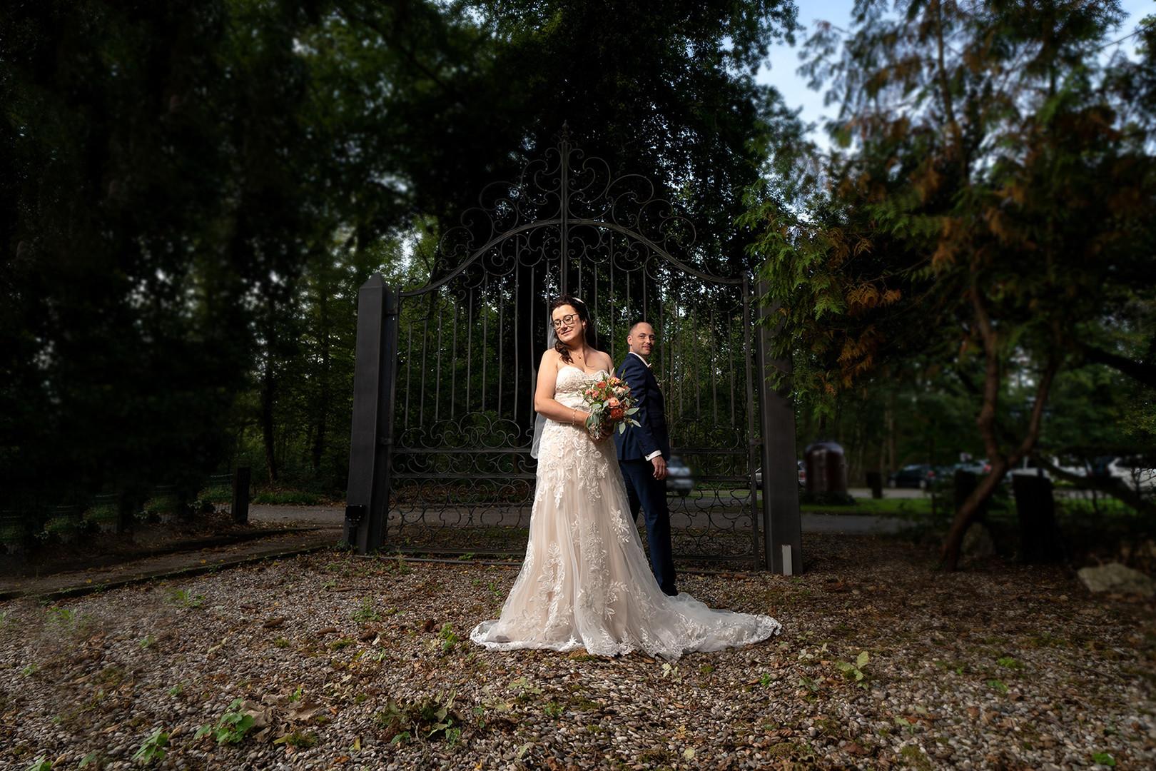 Hochzeitspaar Portrait Lörrach