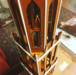 Toren groot donker 2