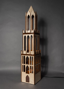 Toren klein