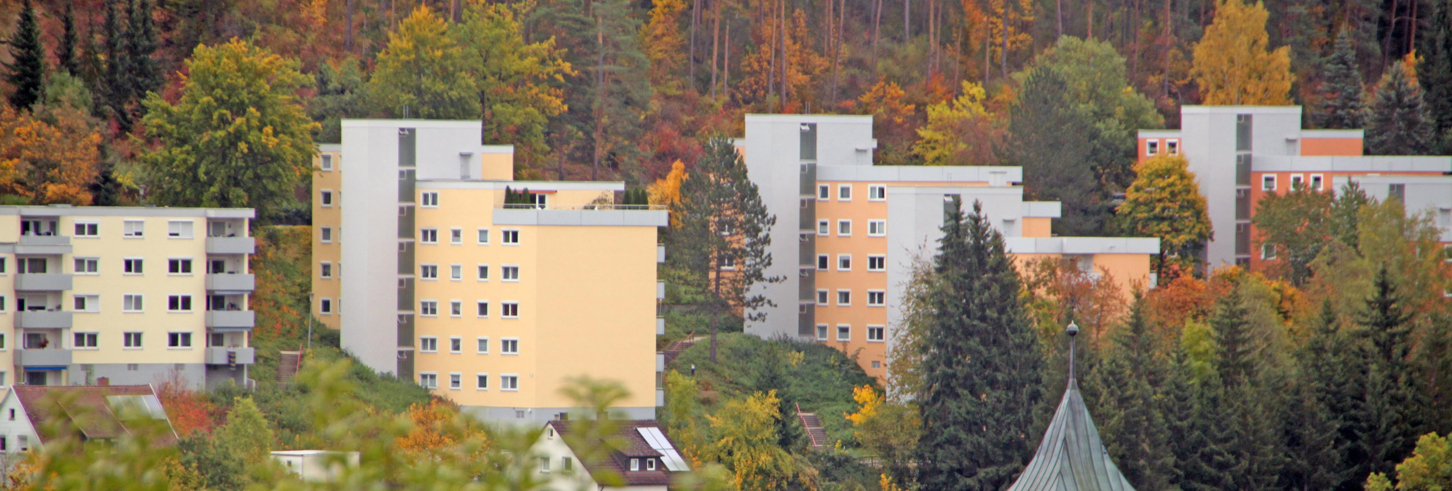 Farbgestaltung_Hochhäuser