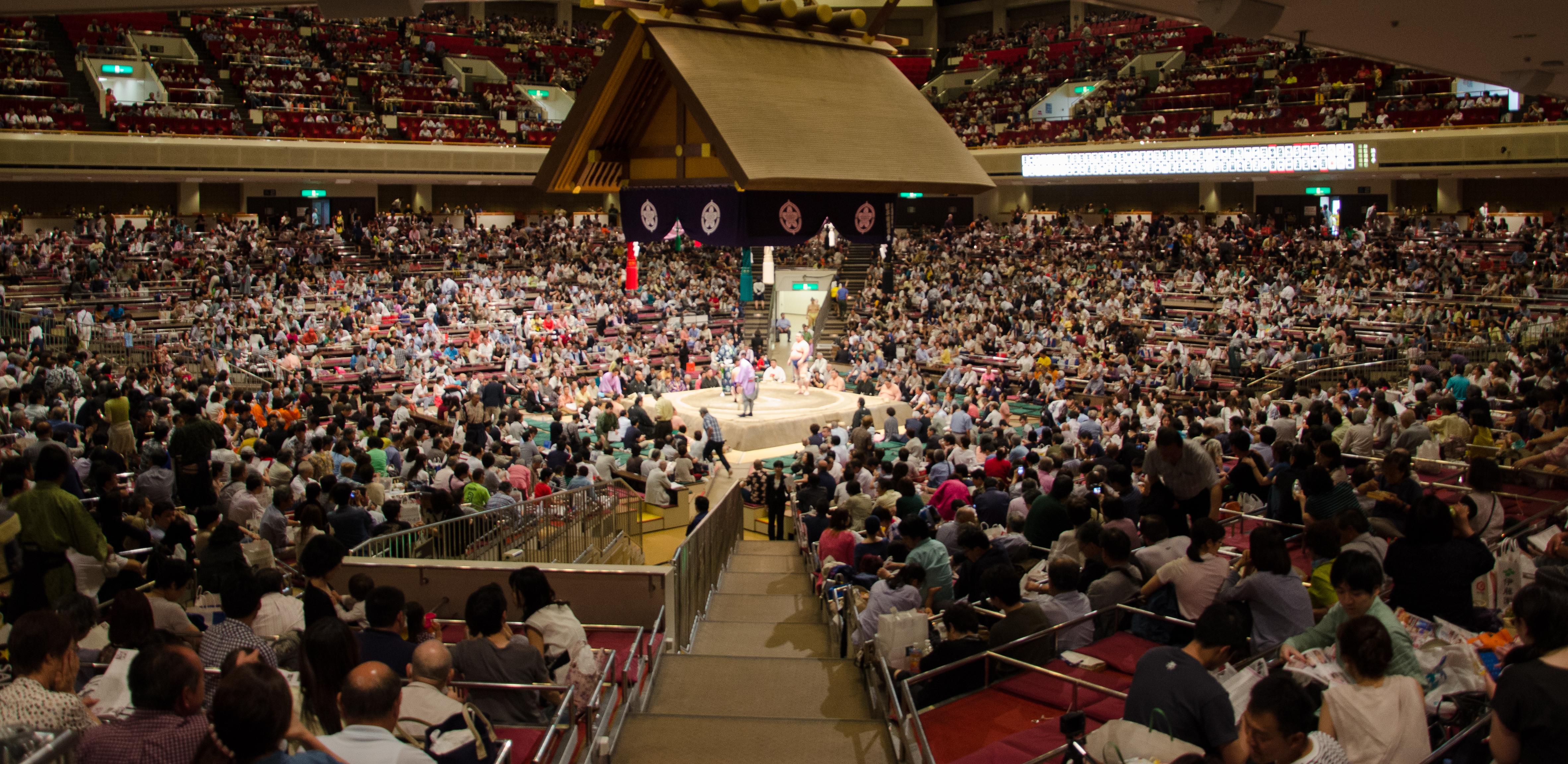 Sumo Tokyo Japan