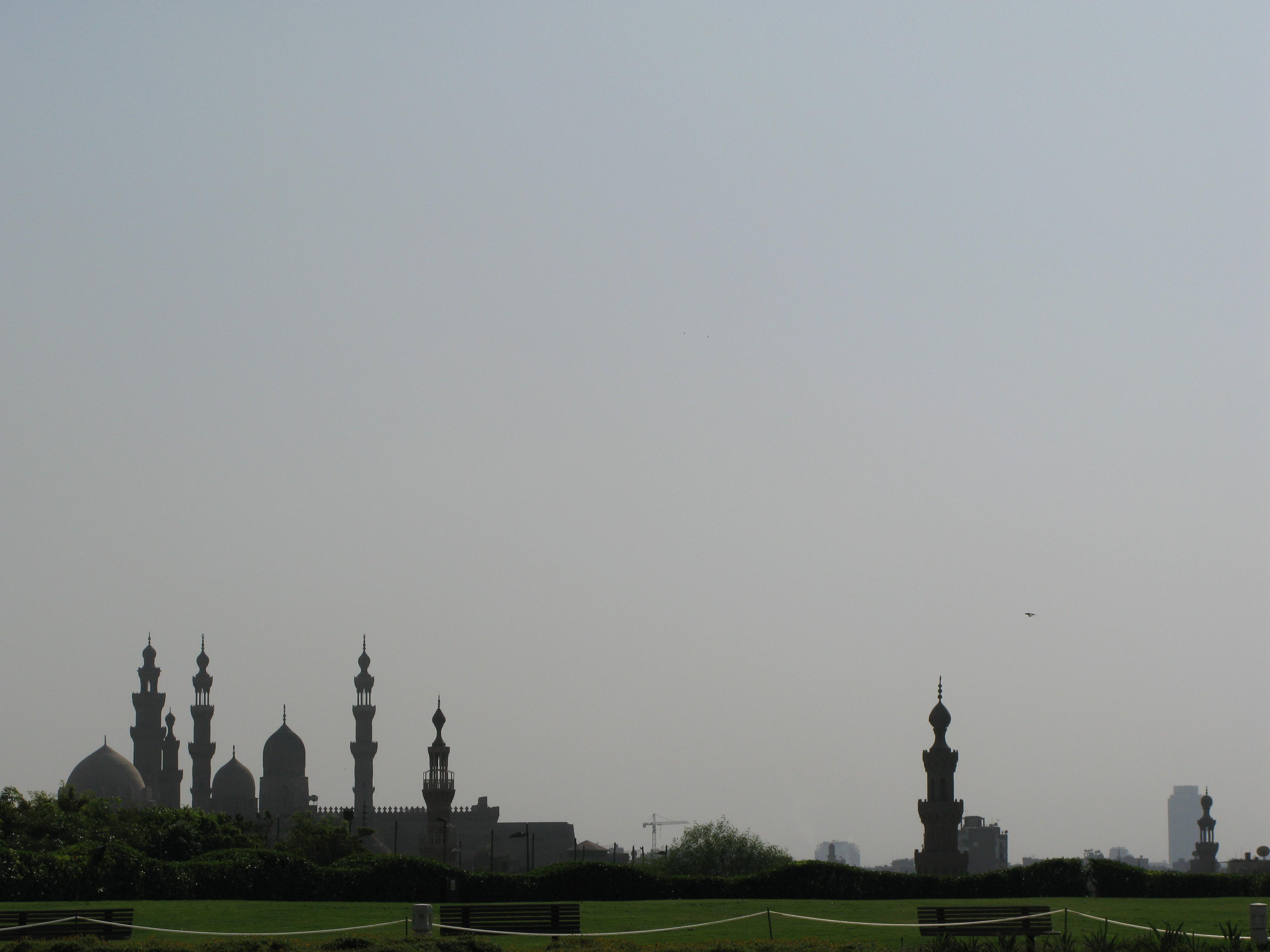 La ciudadela, Egipto