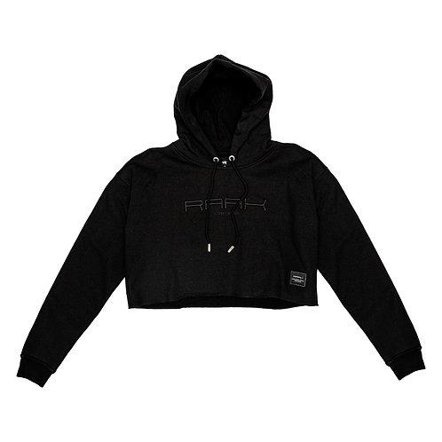 Polerón corto RAAK - logo negro