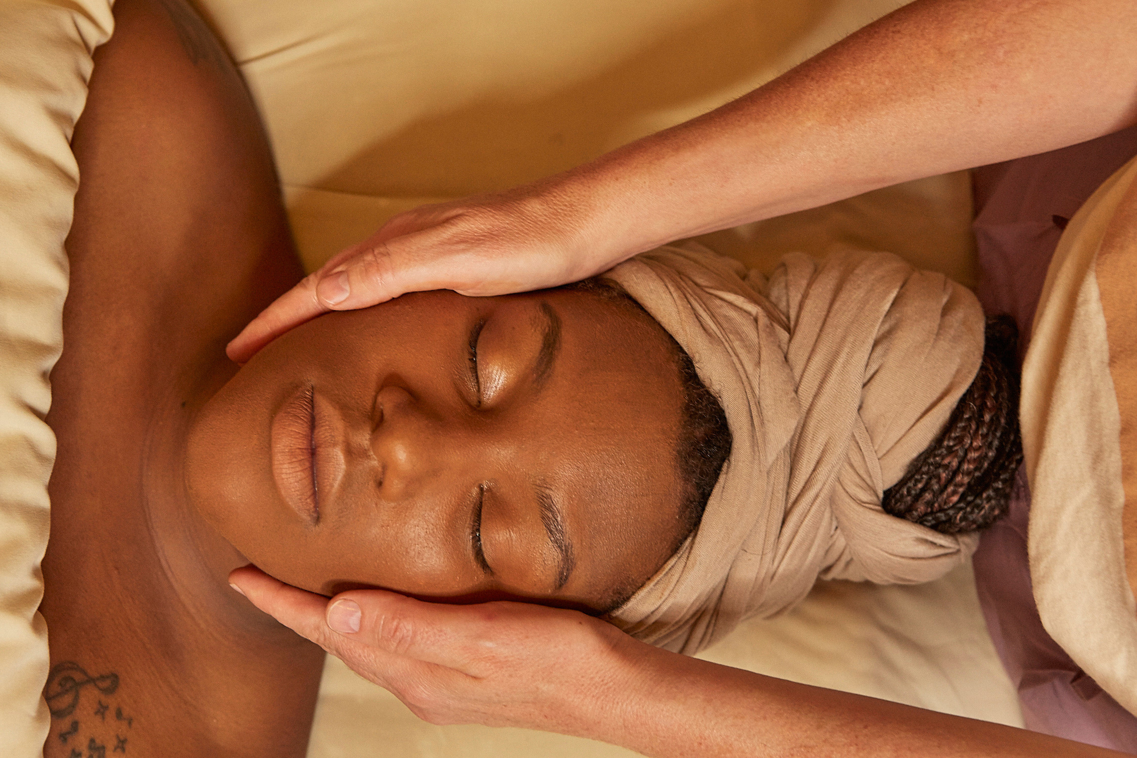 The Lymphatic Flow Facial