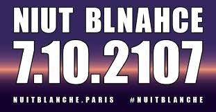 """Paris Presents """"Nuit Blanche"""" - A Cultural Marathon"""
