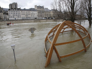 Seine River Flooding - What Tourists Need to Know