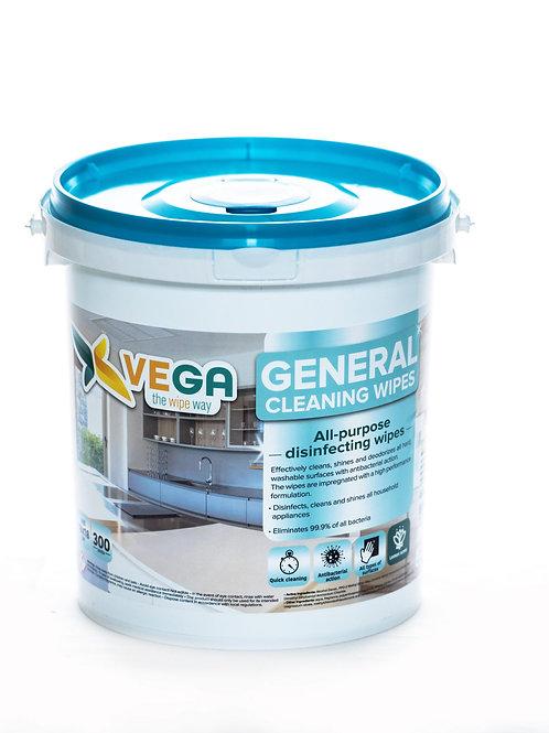 Vega Disinfectant Wipes