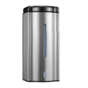 600mL Touchless Automatic Stainless Steel Dispenser