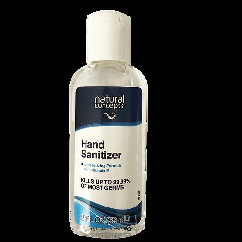 Case of 48 2 oz 'Natural Concepts' Hand Sanitizer