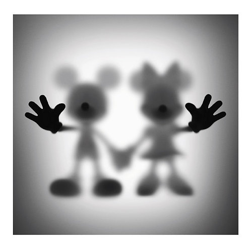 GONE MICKEY AND MINNIE - whatshisname