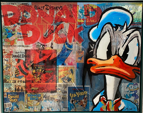 DONALD DUCK - G. Herrmann