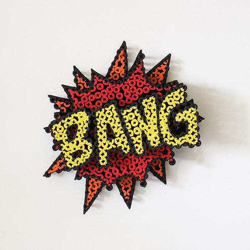 BANG 3D mini - Alessandro Padovan