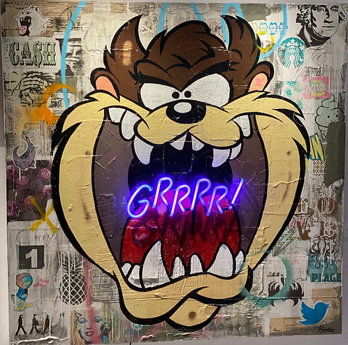 GRRRR ! - by Rock Therrien