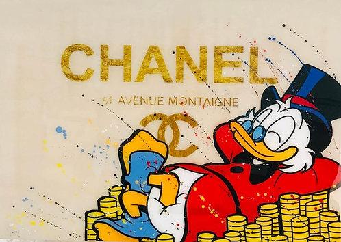 Chanel - unikat - Gomor
