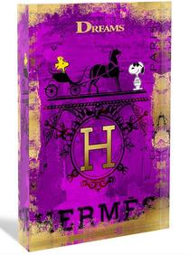 HERMÈS Glas-Acryl-Block - limited - by D