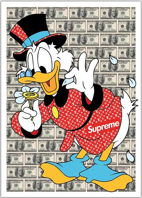 FLOWERING MONEY - by Gomor