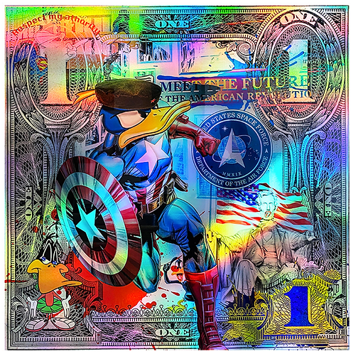 FUTURE HERO - by Diederik