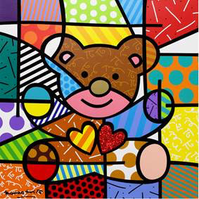 HAPPY - Romero Britto