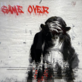 GAME OVER - by Paul Thierry