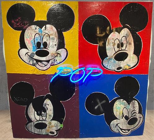 POP Mickey - Rock Therrien