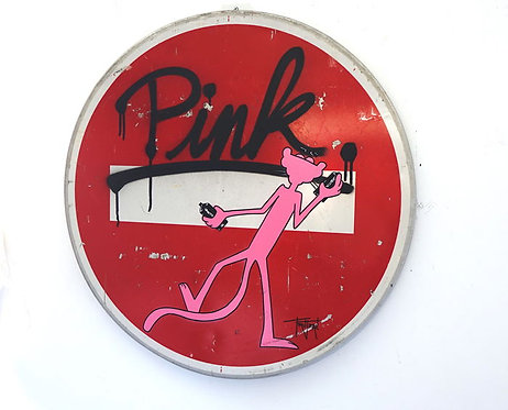 THE PINK PAINTER 42 - Truteau