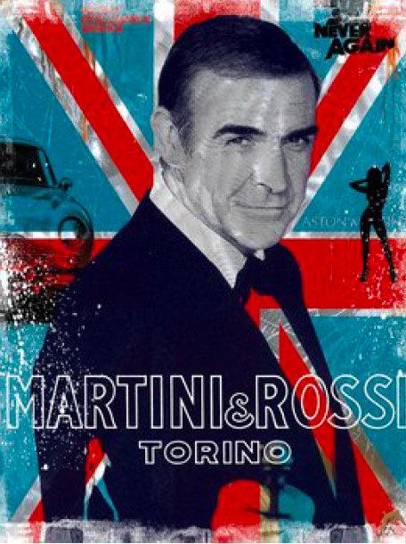MARTINI & ROSSI II - Sonderauflage  - by Devin Miles