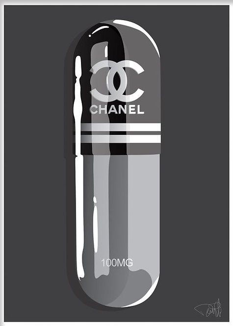 CHANEL 100mg - Denial - Fashion Addict