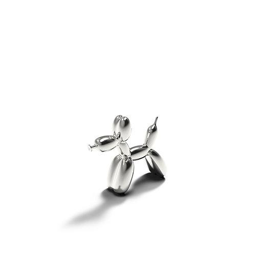 AIR MOGLI - balloondog - small - silver