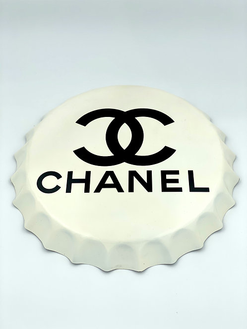 CHANEL cap - large bottle cap - by S2B
