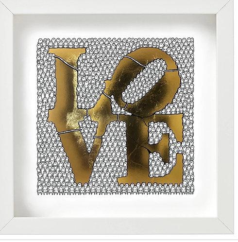 LOVE GOLD - R. Berner