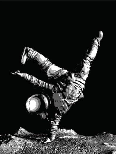 ASTRONAUT DANCE - by whatshisname