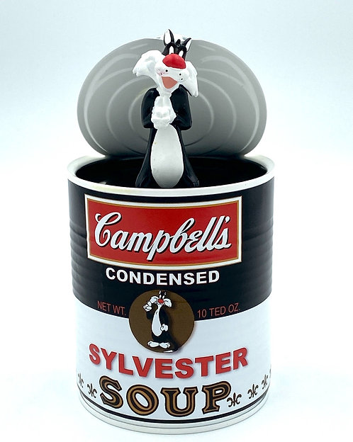 SILVESTER SOUP - by TED