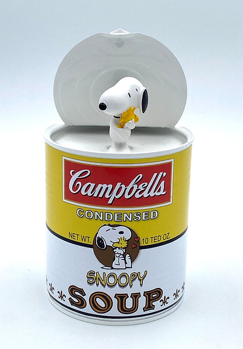SNOOPY SOUP - by TED