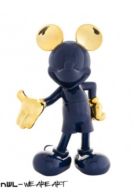 "MICKEY ""shake hand and there's gold"" - nWL-weareArt"