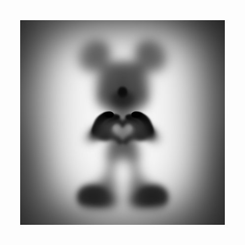 """SHARE THE LOVE """"MICKEY""""- by whatshisname"""