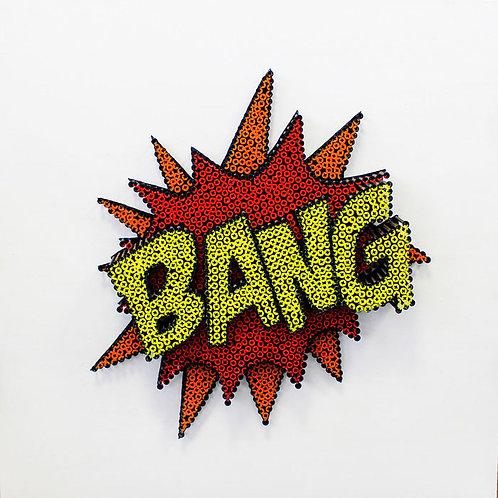 BANG 3D big - Alessandro Padovan