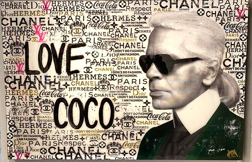 LOVE COCO - limited  - by Devin Miles